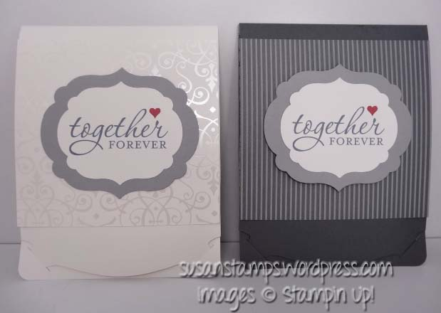 Front of Place cards