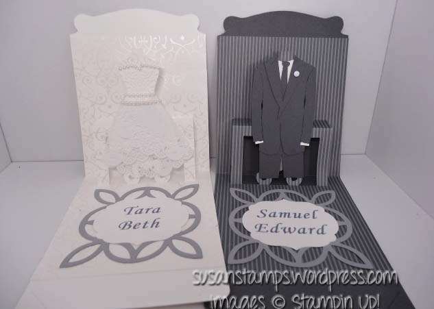 Inside of the Place Cards