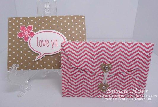 Gift Card Envelope Thinlit