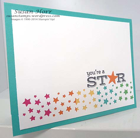 Pictogram Punches, Confetti Stars Border Punch