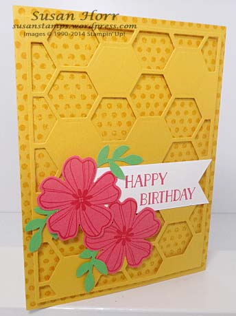 Hexagon Hive, Flower Shop, Tin Of Cards