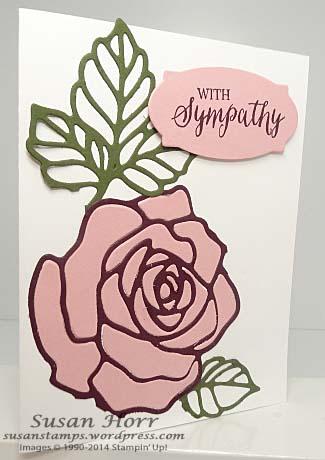 Rose Wonder, Rose Garden Thinlits
