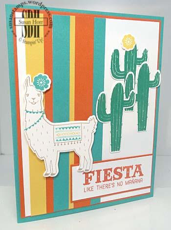 Birthday Fiesta, Fiesta Time