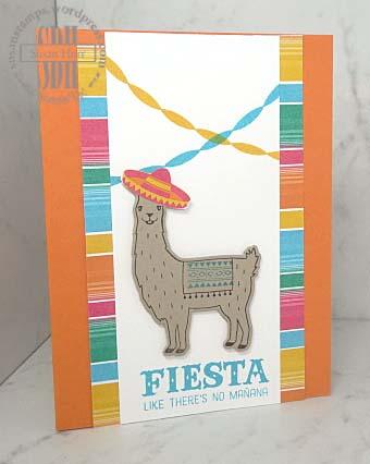 Birthday Fiesta, Fiesta Time, Stampin Up, susanstamps.wordpress.com
