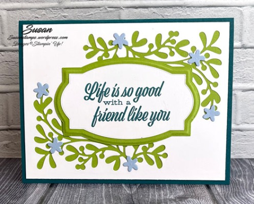 Stampin Up Friend Like You