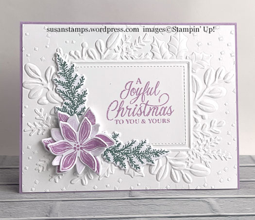 Stampin Up Merriest Moments
